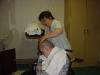 Many residents enjoy a day our salon