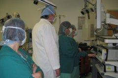 Ground-breaking surgery filmed at Littauer
