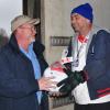 Littauer donates 120 turkeys to local food banks