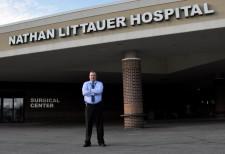 Littauer's new Supervisor of Security and Emergency Management, Donald W. VanDeusen III